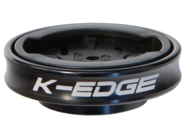 K-EDGE Vorbauhalterung Garmin Gravity Cap schwarz